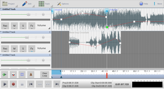 MixPad Music Mixer Free app