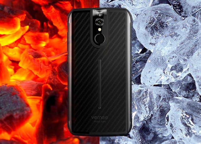 Vernee Active, un teléfono ultra resistente con buen diseño