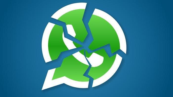 Whatsapp no funciona: la aplicación se cae por Año Nuevo