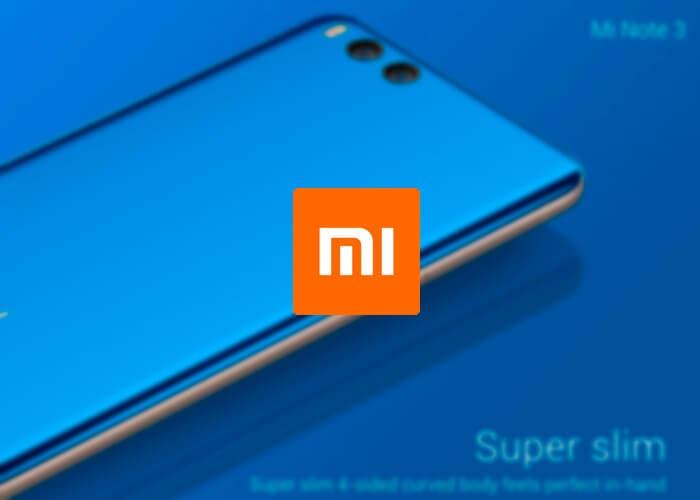 Estos son los teléfonos de Xiaomi presentados en 2017