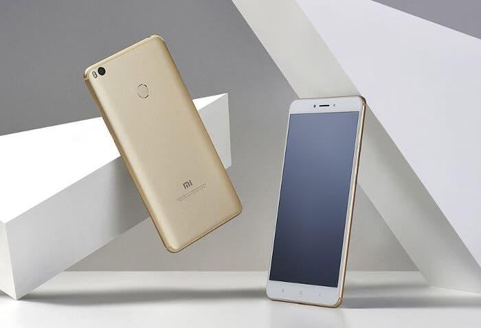 El Xiaomi Mi MAX 3 llegará con una pantalla y batería más grandes