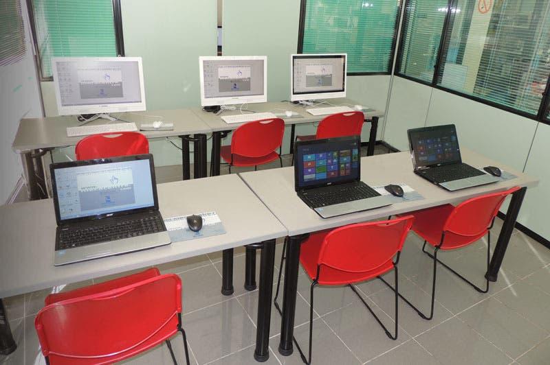 academia de estudio