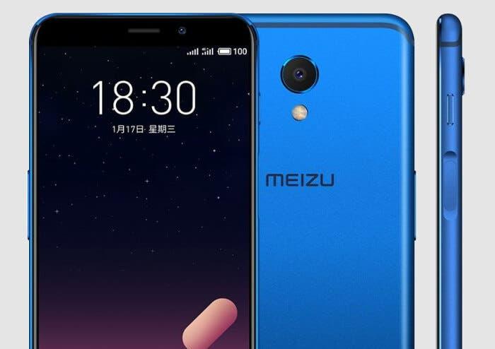 El nuevo Meizu M6s ya es oficial con pantalla 18:9 y venta oficial en España