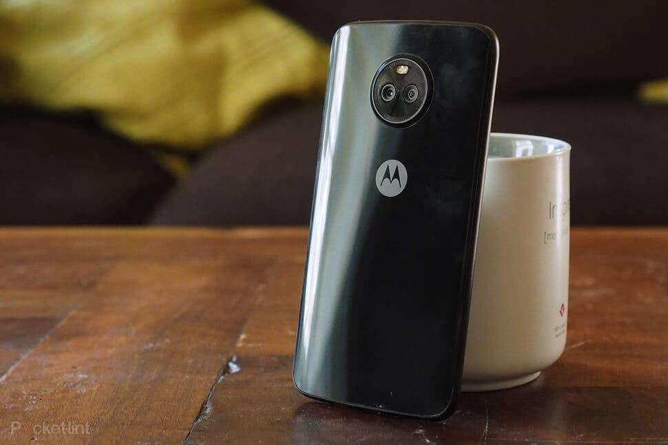 Motorola moto X4 negro