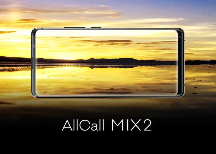El AllCall MIX 2 vendrá con uno de los mejores reconocimientos faciales del mercado