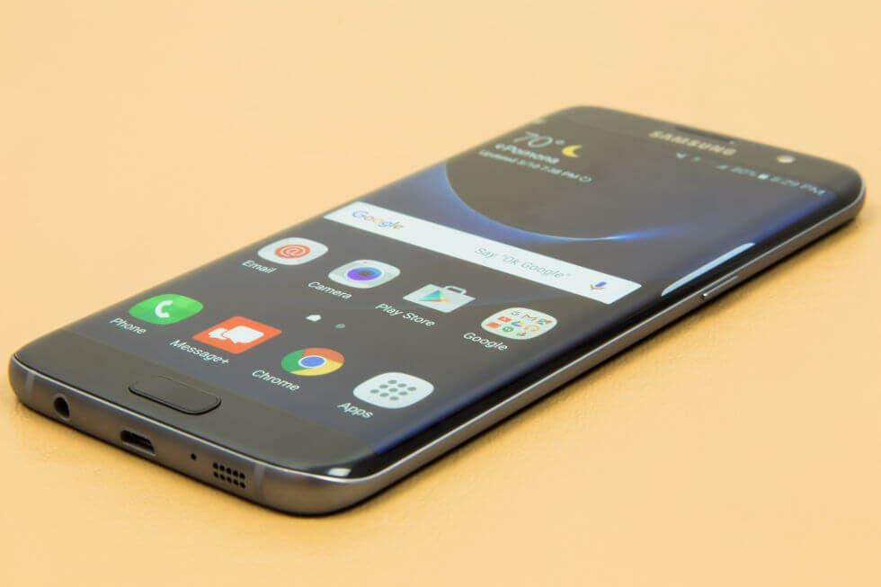 Nueva oferta del Samsung Galaxy S7 Edge con un descuento increíble
