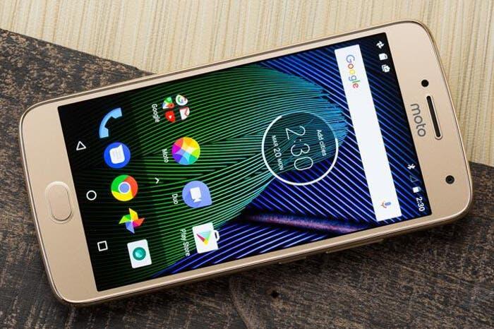 Consigue el Motorola Moto G5 más barato del mercado con 70 euros de descuento