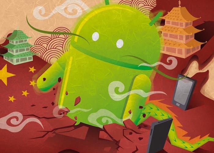 Ventajas e inconvenientes de los smartphones de procedencia china