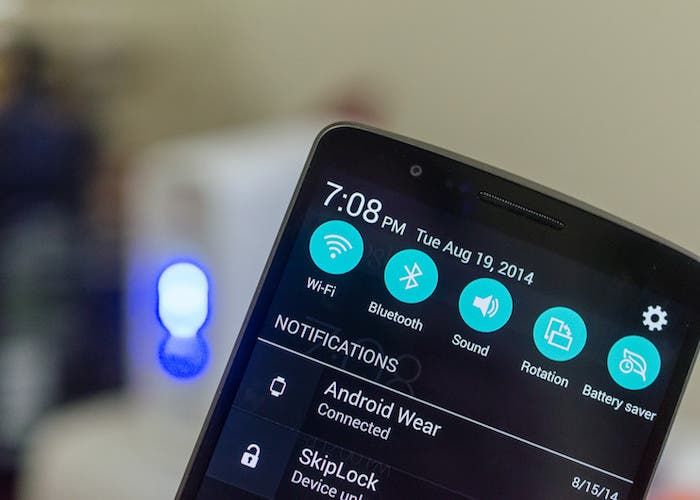 Cómo saber quién está conectado a la red WiFi en Android