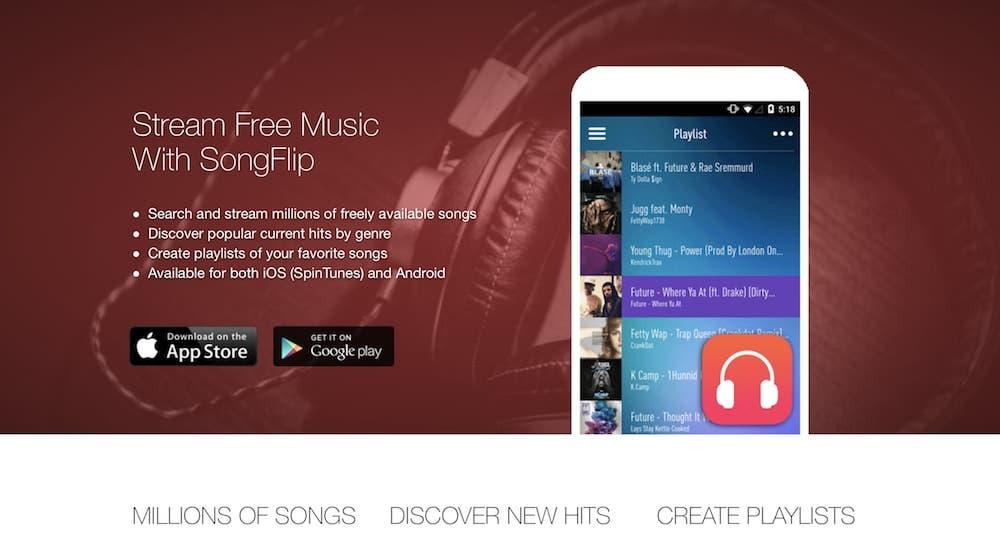 SongFlip para android