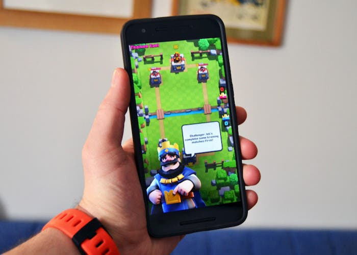 clash royale en android