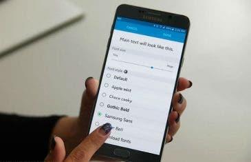Cómo cambiar la fuente en Android siendo usuarios root