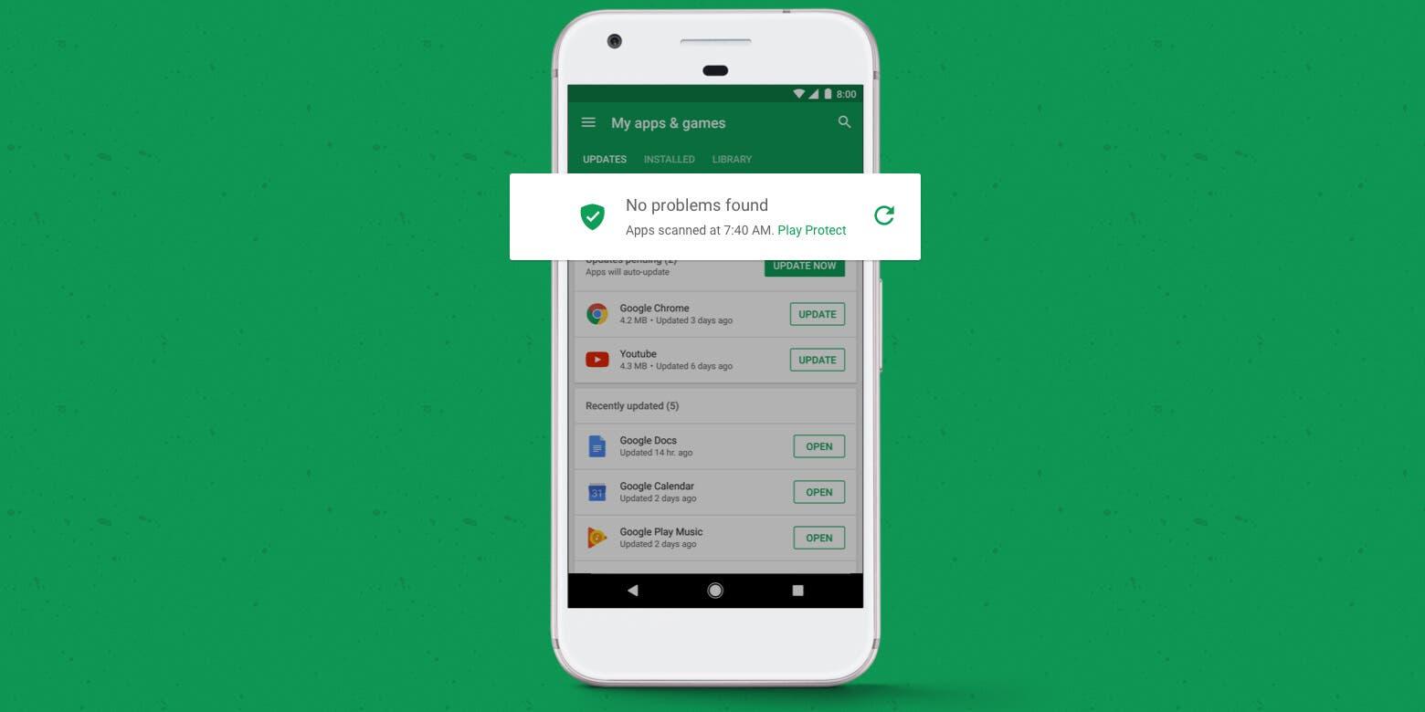Google Pixel Google Play
