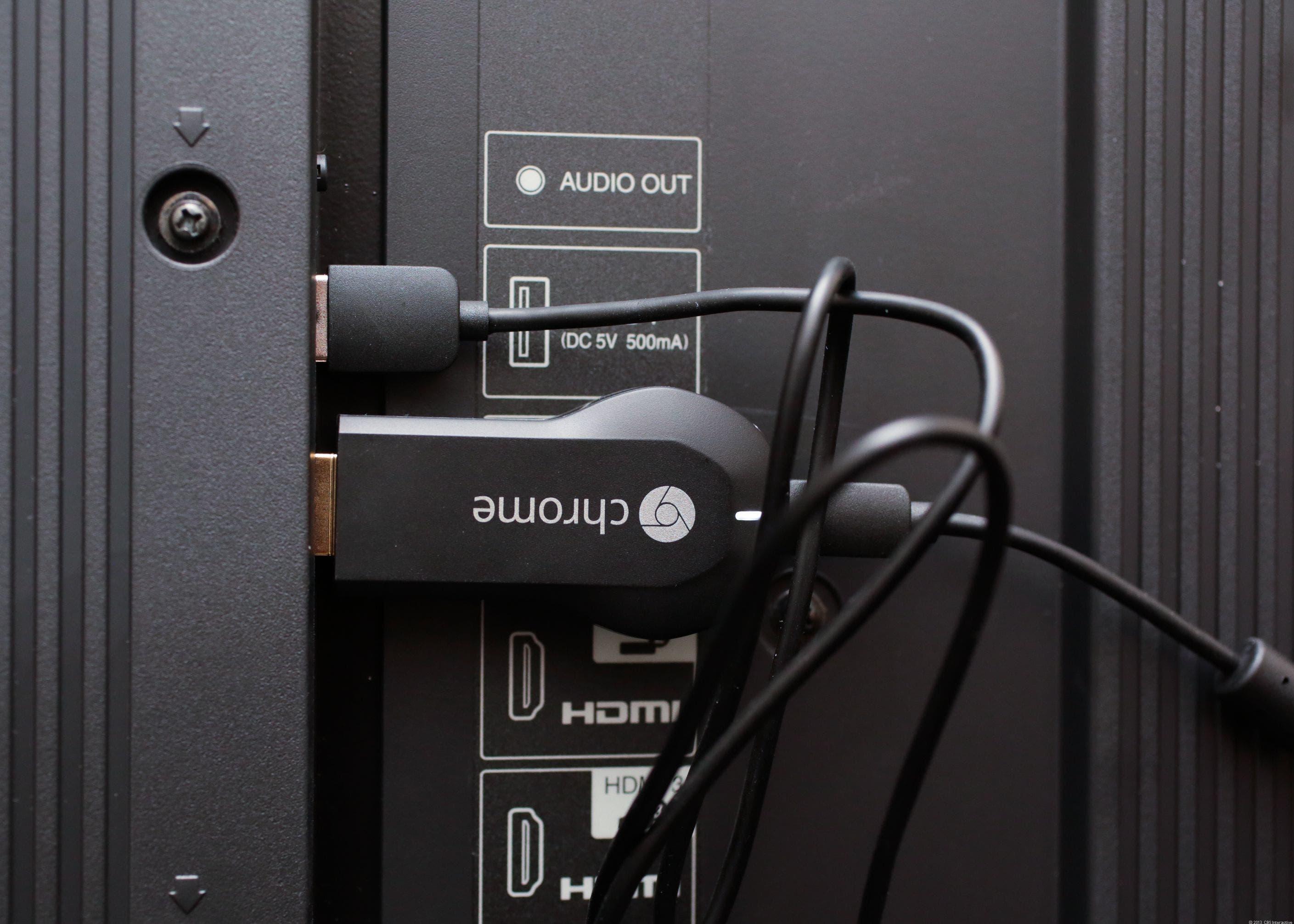 Chromecast conectado