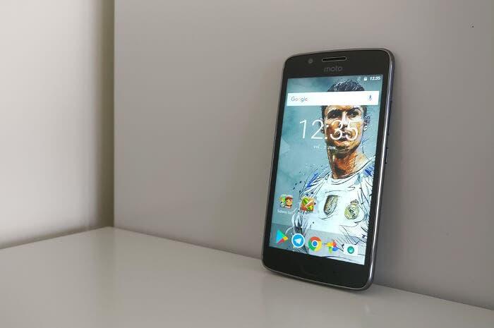 El Motorola Moto G5 en oferta con el mejor precio para regalar en reyes