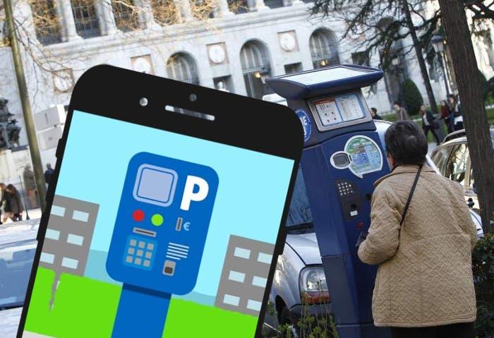 ¿Es seguro pagar el parquímetro con el móvil?