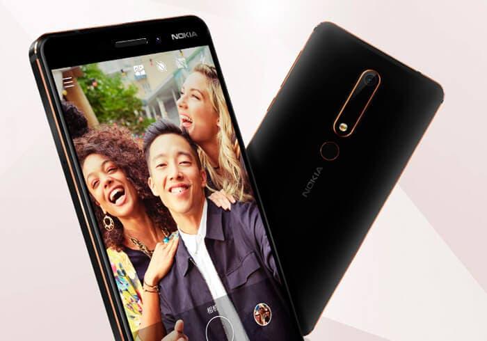 El Nokia 6 2018 llegará a España con Android 8.0 Oreo oficialmente