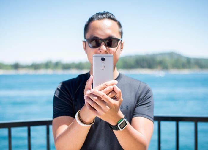 Ya disponible el desbloqueo facial en los OnePlus 3 y 3T con la última actualización