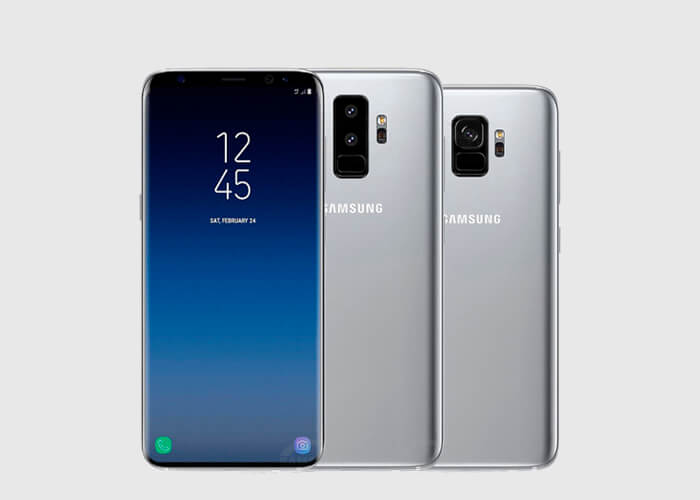 Así podría ser el nuevo sistema de desbloqueo del Samsung Galaxy S9