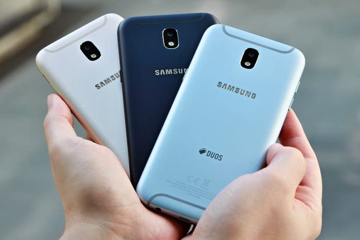 Revelada la fecha de actualización para los Samsung Galaxy J 2017