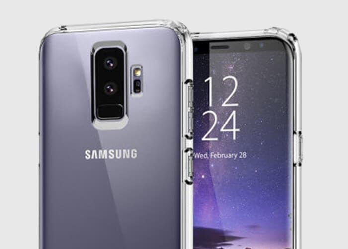 Samsung Galaxy S9+ vs Galaxy S8+: estás son las diferencias según los renders