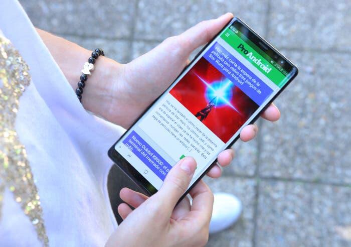 Samsung estudia acabar con la familia Galaxy Note