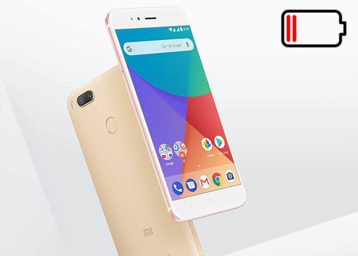 Android 8.0 Oreo sigue dando problemas de batería en los Xiaomi Mi A1
