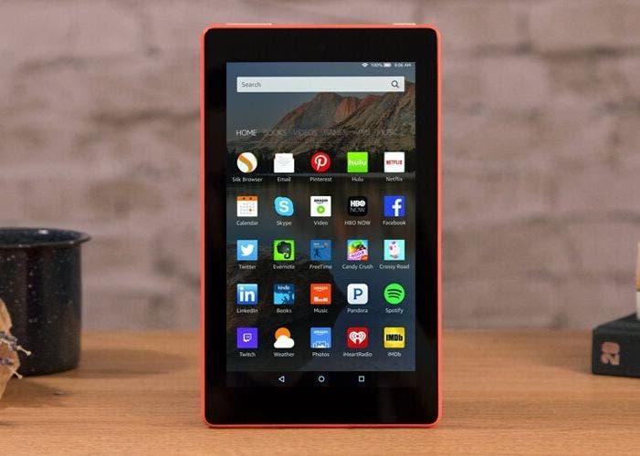 Mejores tablets Android por menos de 100 euros