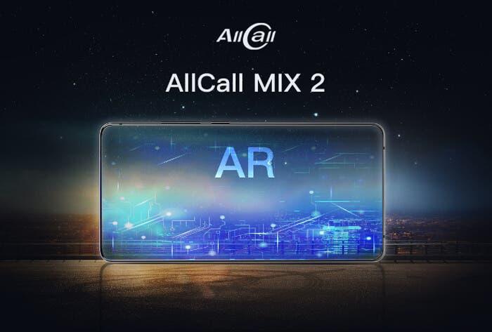 AllCall MIX2: un reconocimiento facial rápido y seguro que te sorprenderá
