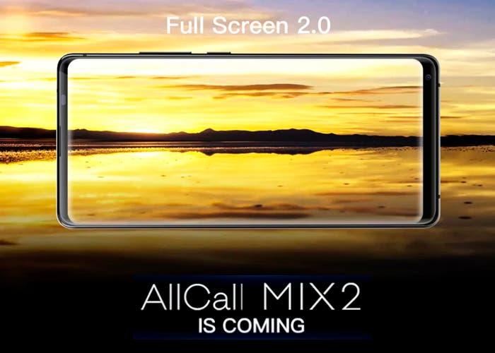 AllCall MIX2: carga inalámbrica y un diseño a la altura de los más grandes