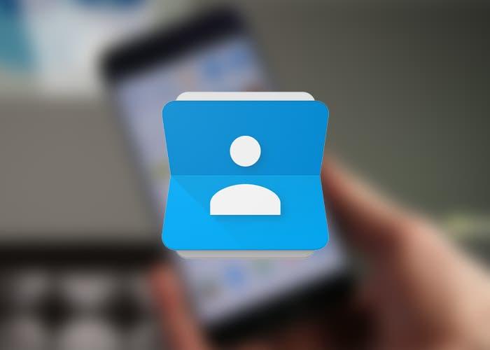 Cómo enviar los contactos de un smartphone a otro en Android