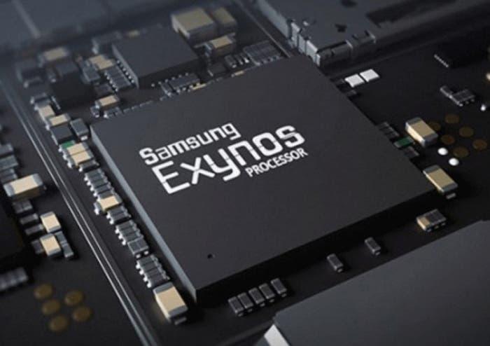 procesador exynos placa