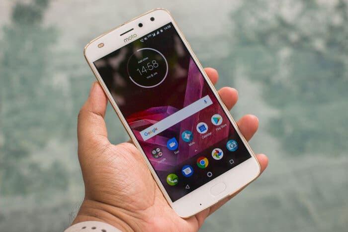 Android 8.0 Oreo para el Motorola Moto Z2 Play ya es una realidad y llegará muy pronto