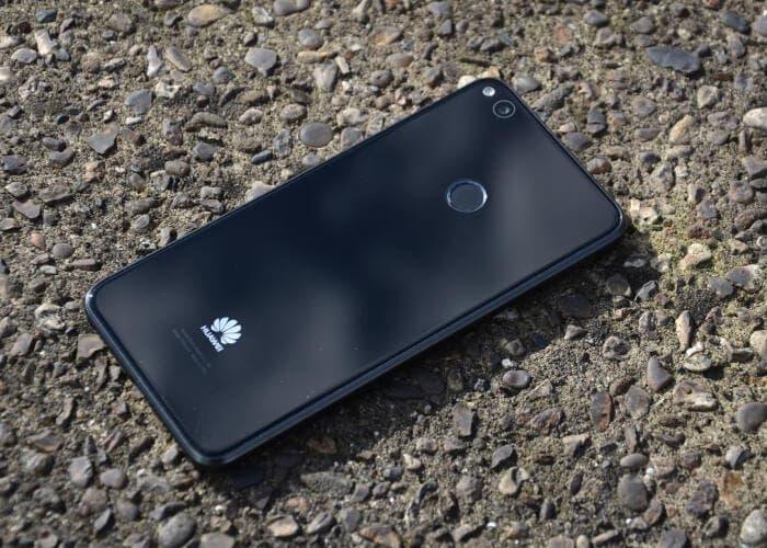 Huawei P8 lite 2017 trasera