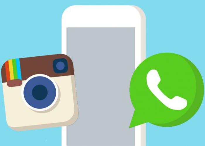 Así quiere Instagram que publiques tus historias directamente en WhatsApp