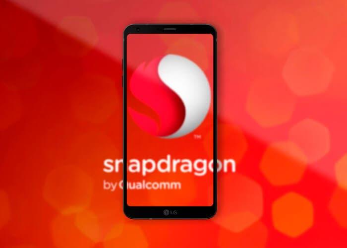 El LG G7 podría llegar con el Qualcomm Snapdragon 835