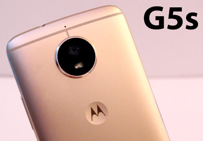 El precio del Moto G5s en su mínimo histórico, hazte con él por menos de lo esperado