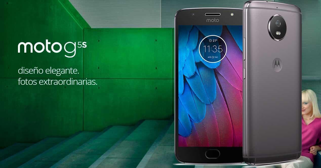 Moto g5s promo