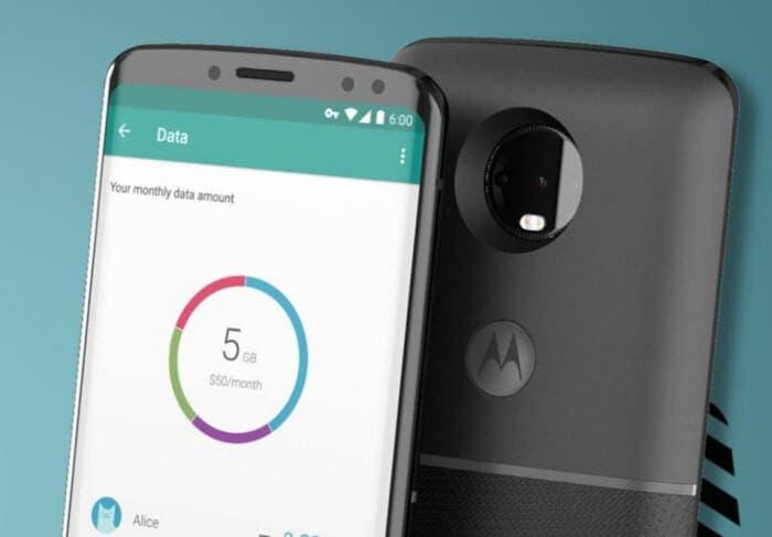 Así podrían ser los nuevos Motorola Moto Z3 y Moto X5, dos móviles sin biseles y con doble cámara