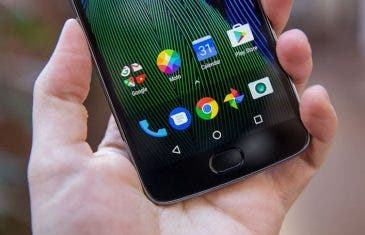 El Motorola Moto G5 Plus ya está probando Android 8.1 Oreo