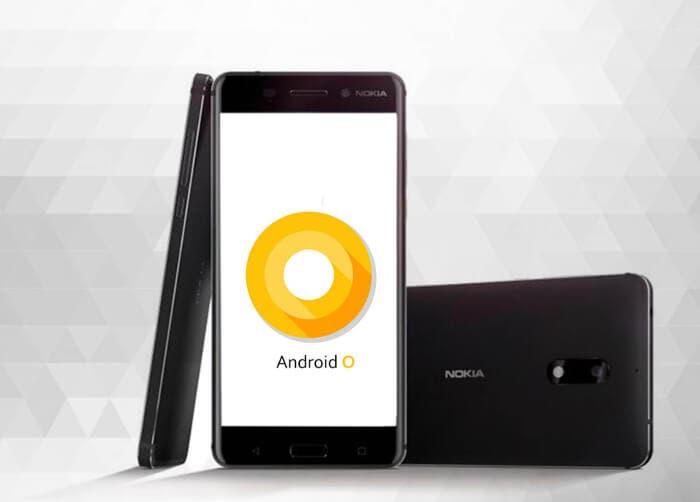 Android 8.0 Oreo para el Nokia 6 ya está en fase beta desde hoy mismo