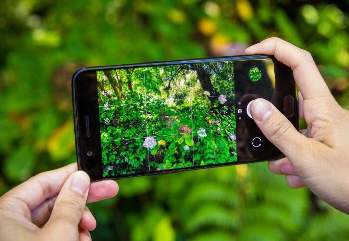 OnePlus Camera M, la nueva aplicación que mejora considerablemente la cámara del OnePlus 5 y 5T