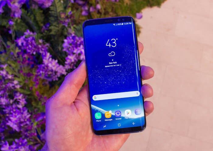 La versión estable de Android 8.0 Oreo llegará muy pronto al Galaxy S8