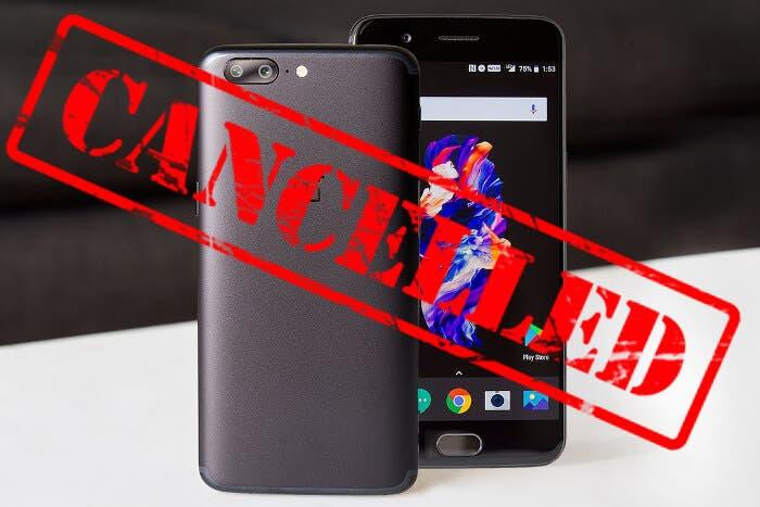 OnePlus ha cancelado Android 8.0 Oreo para el OnePlus 5 por un fallo en OxygenOS 5.0