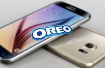 El Samsung Galaxy S6 podría recibir Android 8.0 Oreo en el mes de febrero