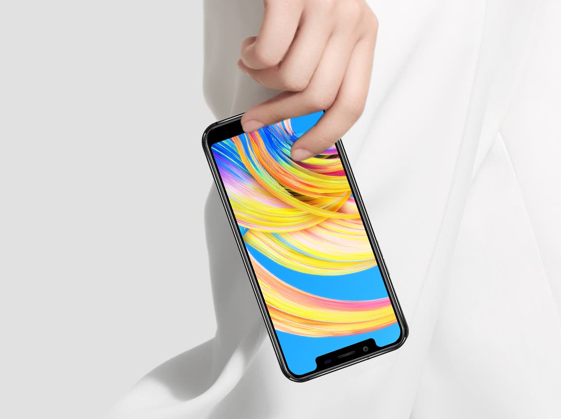 Oukitel U18: el clon del iPhone X con pantalla 21:9 está apunto de llegar