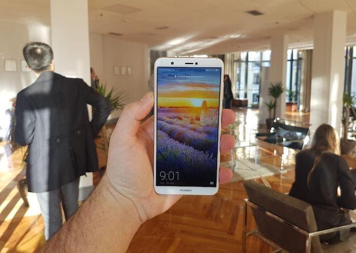 El nuevo Huawei P Smart acaba de ser presentado: características y precio