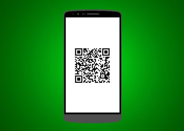 código qr android