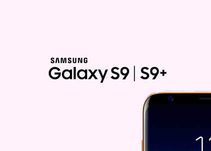 Nueva imagen del Samsung Galaxy S9 con un bisel inferior más pequeño
