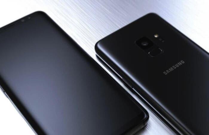 Nuevas imágenes confirman el diseño del Samsung Galaxy S9 y S9+